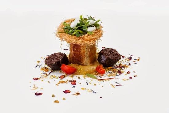 La morcilla de Burgos en la cocina moderna