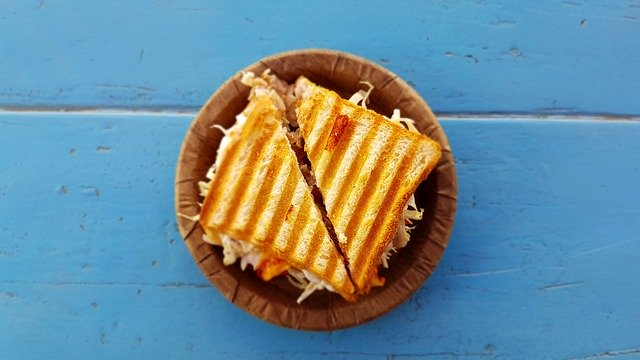 sandwich para niños