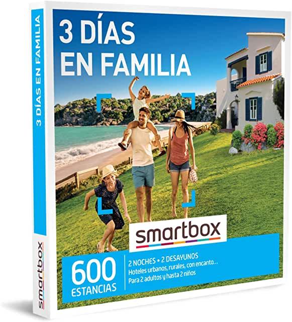 SMARTBOX de LUJO ESCAPADAS FAMILIARES