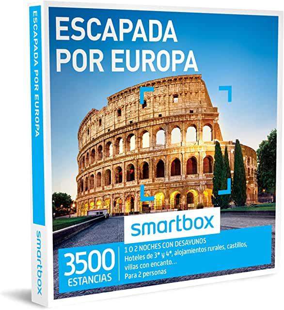 SMARTBOX de LUJO EUROPA