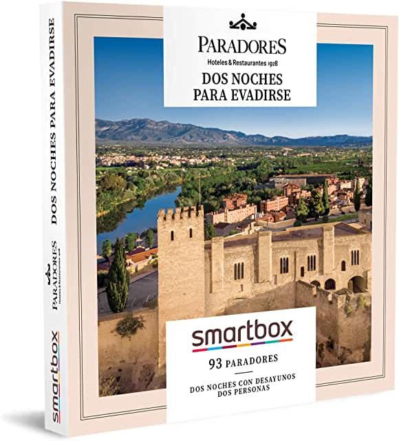 SMARTBOX de LUJO PARADORES