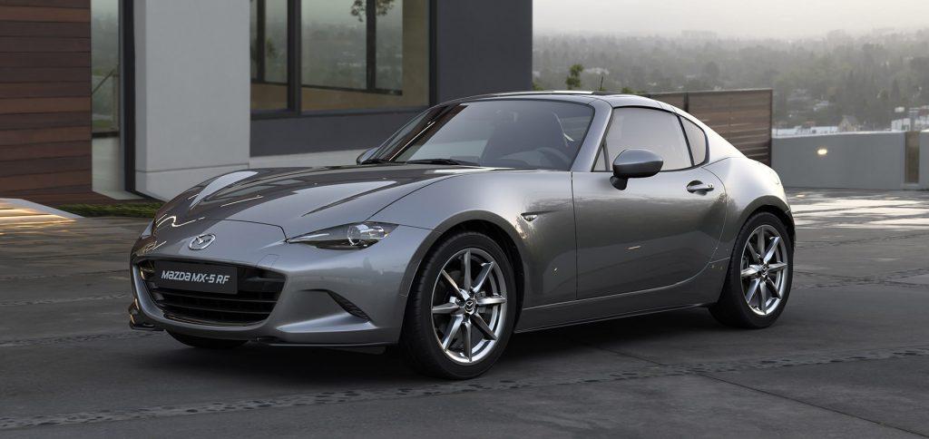 Mazda mx rf
